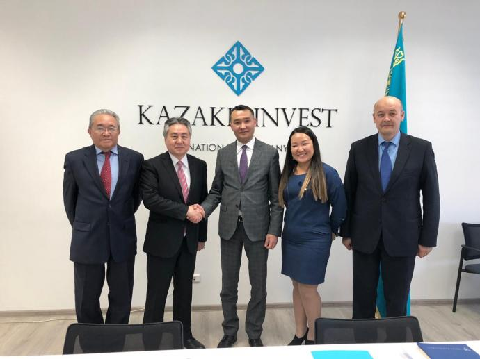 Central Asian countries are interested in a systematic work to attract investments