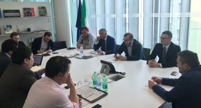 Italian companies are interested in projects in the field of agroindustrial complex