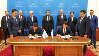 Twenty-five billion tenge of private investment to be directed to development of intelligent systems of road sector of the Republic of Kazakhstan