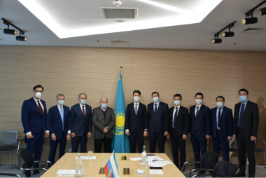 Investors from the UAE and Russia will jointly process rare-earth elements in Kazakhstan