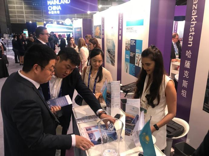 Kazakhstan presented investment opportunities at the Belt and Road Summit 2019 in Hong Kong