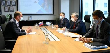 Mukhtar Tleuberdi invited investors from Slovakia and Hungary to cooperate