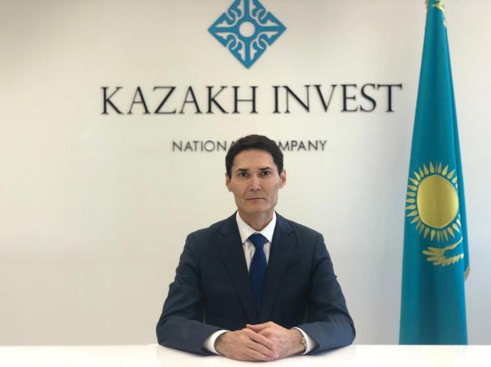"Baurzhan Sartbayev was appointed as the Chairman of the Board of ""KAZAKH INVEST"" NC"" JSC"