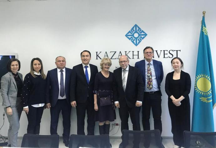 A German Company to Construct Biogas Plant in Kazakhstan