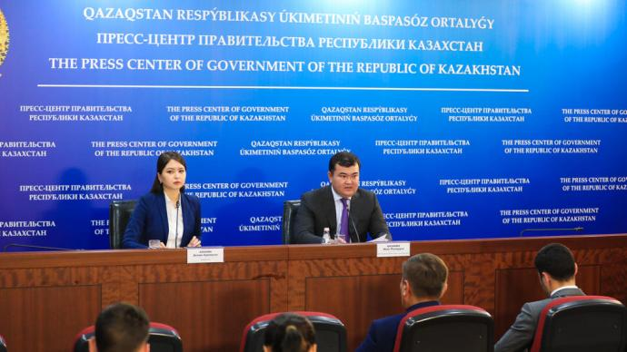 Kazakhstanis will occupy 95% of new jobs created — Zhenis Kassymbek on joint projects with China