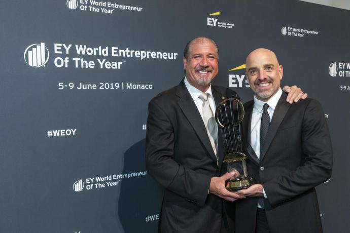 EY Announces Winner of the Entrepreneur Of The Year 2019