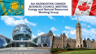 Canadian companies are interested in the investment potential of the energy, mining and metallurgy sectors of Kazakhstan