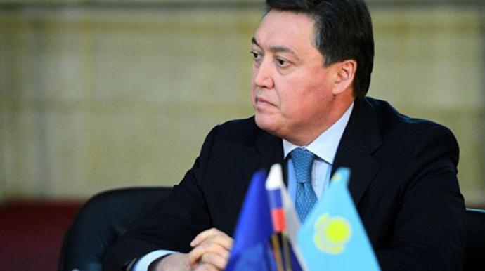 The Head of State signs a decree on appointing Askar Mamin the Prime Minister of the Republic of Kazakhstan