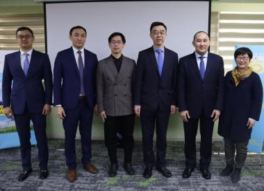 Kazakhstan-China Investment Seminar was held in Shanghai