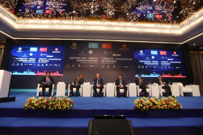 18 documents worth $ 1.5 billion signed at the Kazakh-Turkish Business Forum